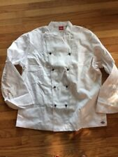 Dickies Chef Collection Chef Coat Size 44 New