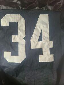Los Angeles Raiders # 34 BO Jackson American Football Trikot Herren Besticktes Rugby Trikot Stickerei Herren Damen Fans Trikots T-Shirt