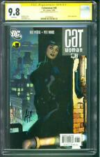 Catwoman 48 CGC 9.8 SS Adam HUGHES Classic Cover 12/2005 Batman appearance