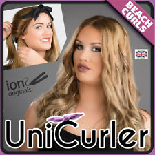 Unicurler - Universal Hair Bandana - heat free curls no need for rollers ionco®