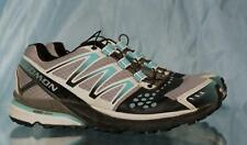 Nice SALOMON XR CROSSMAX 7 Multi-Color Trail Running Shoes Sz 6 UK 4.5 EU 37.5