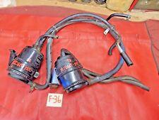 MG Midget 1500, Dual Charcoal Canister & Hose Set complete w/ Brackets, !!