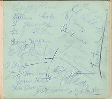 Rugby-Di Rugby (RFC) firmato ALBUM PAGINA intorno al 1907