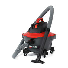 RIDGID 62698 6 Gallon Wet/Dry Vac, Rt0600, Red