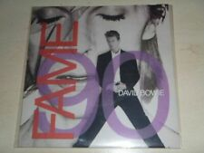 "DAVID BOWIE Fame 90 (Gass Mix )  7"" SINGLE Vinyl VG / EMI USA Fame 90"