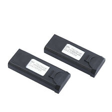 2pcs 3.7V 900mAh Battery Replacement For VISUO XS809 XS809W RC Drone Quadcopter