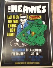 The Meanies Last Concert For Who Knows How Long Jun-Jul 17