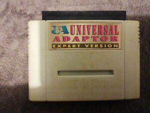 Adaptateur Universal Adapter pour lire les Jx US/Jap sur Super Nintendo FR