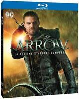 Arrow - Serie Tv - Stagione 7 - Cofanetto Con 4 Blu Rayd - Nuovo Sigillato