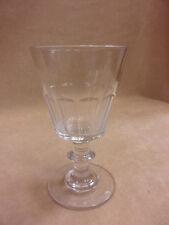 Antik Gebrauchsglas Weinglas  um1870 Sammlerstück selten verre à vin