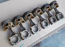 NISSAN SKYLINE R32 GTR RB26DETT stock piston 05U 85.4mm + rod set of 6 sec/h
