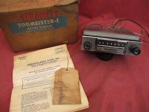 NOS Mercedes-Benz Tonmeister 1 AM Radio W110 W111 W112 W113