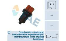 FAE Conmutador accionamiento embrague  control veloc  para PEUGEOT 206 306 24880