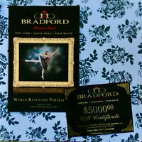 $5000 Gift Certificate To Bradford Portraits for $3800