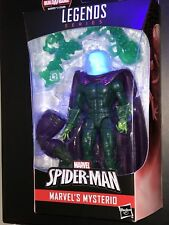 "Marvel Legends Spiderman BAF LIZARD MYSTERIO 6"" Figure Brand New Complete"