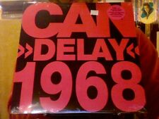 Can Delay 1968 LP sealed vinyl + download RE reissue remastered
