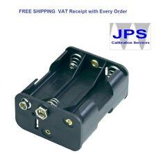 Replacement Battery Holder Fluke Testers 1651 1652 1653 1654 1652C 1653B 1654B