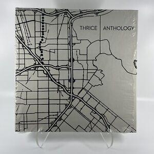 Thrice - Anthology Vinyl Record Box Set Black & White Color Variant
