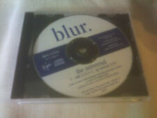 BLUR - THE UNIVERSAL - 1995 USA PROMO CD SINGLE