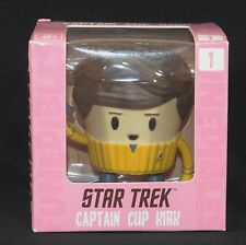 Star Trek Captain Cup Kirk Vinyl Figure by FunEdibles Usaopoly 2016 New
