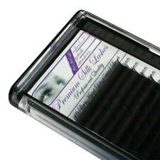 Silk Tray Eyelash Extensions A J B C D Curl 0.15 0.20 0.25mm Mixed 8-15mm Length