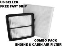 AF5657 C25863 COMBO Engine /& Cabin Air Filter For 2007 2008 HONDA FIT