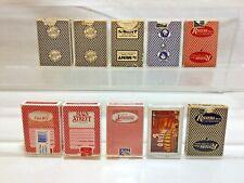 VTG Caesars Palace Las Vegas Casino Playing Cards Collection Thunderbird MGM