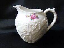 "Spode Copeland's China Bridal Rose Creamer Cream Pitcher Y2862 3-5/8"" high 8oz."