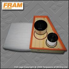 KIT di servizio FORD S-MAX 2.0 TDCi FRAM Olio Aria Carburante Cabin filtri (2006-2010)