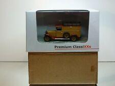 PREMIUM CLASSIXXS 11152 MERCEDES BENZ L1000 - BROWNBEIGE 1:43 - EXCELLENT IN BOX
