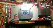 Silent Sapphire ATI Radeon Ultimate HD 3850 512MB PCIe  Can post. Fanless