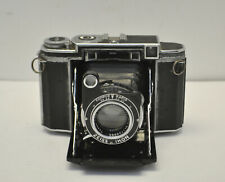 Zeiss Super ikonta B 530/16 Folding Medium Format Camera Tessar 2.8/8.0 cm