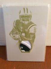 JEREMY KERLEY 2013 NATIONAL TREASURES 2-color Patch Yellow Printing plate  1/1