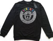 BNWT Versace Jumper Sweater Pullover  Hoodie Sweatshirt size:S