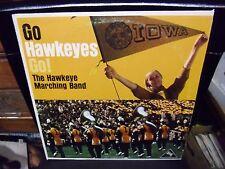 Go Hawkeyes Go! U of Iowa Marching Band LP EX Top Hit You'll Never Walk Alone