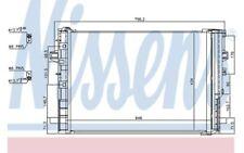 NISSENS Condensador, aire acondicionado MERCEDES-BENZ CLASE B A 940322