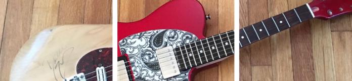 Huddy's Guitar Shop