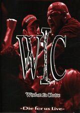 Wisdom In Chains: Die Fur Us, Live (2007, DVD NEUF)