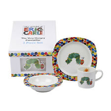 Portmeirion - The Very Hungry Caterpillar 3 Piece Set in Presentation Gift Box