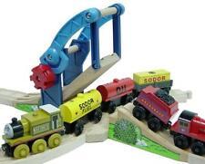 SLING BRIDGE - Thomas Friends Wooden Train Sling Draw Tunnel C NEW - USA Seller