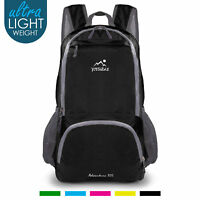 Ultralight 30L Folding Compressible Compact Lightweight Hiking Backpack Daypack