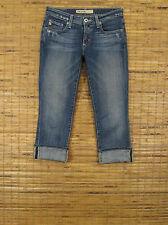 Big Star REMY W26xL24 Low Rise Regular Fit Stretch Cropped Leg Jeans QWRFCSTDIG