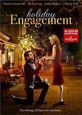 HOLIDAY ENGAGEMENT DVD - SINGLE DISC EDITION - NEW UNOPENED - HALLMARK