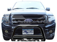 BGT 2006-2010 FORD EXPLORER FRONT BULL BAR W.PLATE BUMPER PROTECTOR S//S