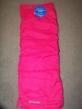 NWT Columbia StarChaser Peak ll Snow Pants Girl's XXS 4 5 Pink ~Ski Waterproof