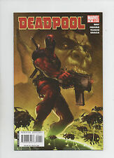 Deadpool #1 - 2nd Series - Secret Invasion Tie In - (Grade 9.2) 2008