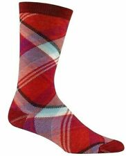 Wigwam Uptown Wool-Free Lightweight Pattern Casual Sock F3103 Size Large