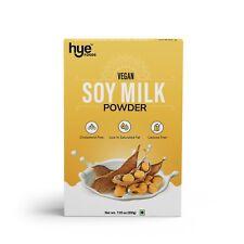 HYE FOODS Vegan Soy Milk Powder |49% Protein| Unsweetened | 7.05 Oz | 200 Grams