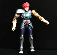 "Bandai Thundercats Lion-O action Figure loose old 6"" LOST A LITTLE COLOR"