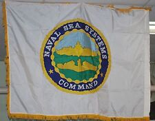 Us Navy Sea System Command Flag - Gi Issue
